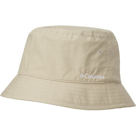 Columbia Pine Mountain Bucket Hat Fossil/Solid